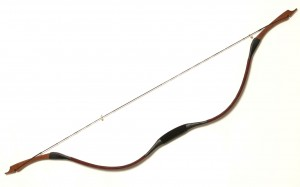 Traditional Hungarian recurve bow by Liskany